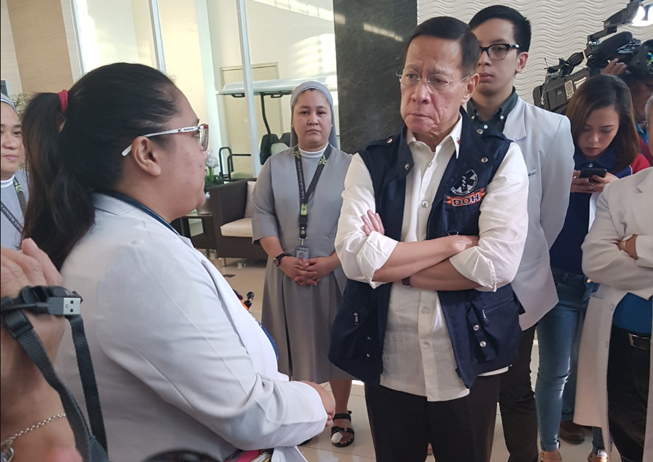 9 recipients of Dengvaxia under strict monitoring by DOH