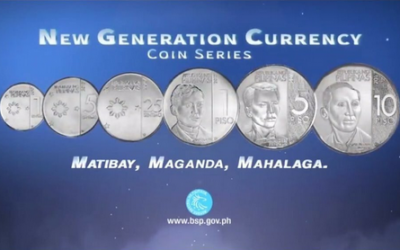 LOOK: Netizens react to BSP's new identical coin series