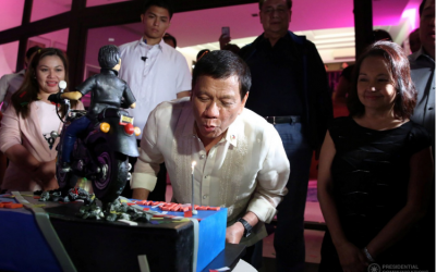 Digong has one wish for his 73rd birthday