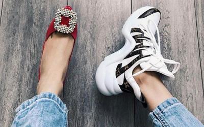LOUIS VUITTON SNEAKERS: New fashion trend among PH celebs