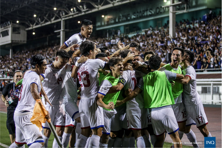 PH Azkals advance to 2019 AFC Asian Cup in UAE after historic win vs. Tajikistan