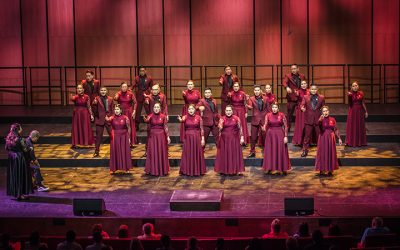 All-Filipino Dubai Duty Free Choral Ensemble Wins Coveted Prize
