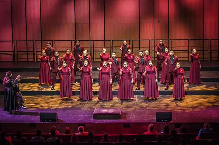 All-Filipino Dubai Duty Free Choral Ensemble Wins Coveted Prize
