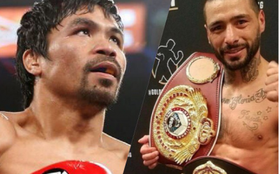 Who is Lucas Matthysse, Pacquiao's next opponent?
