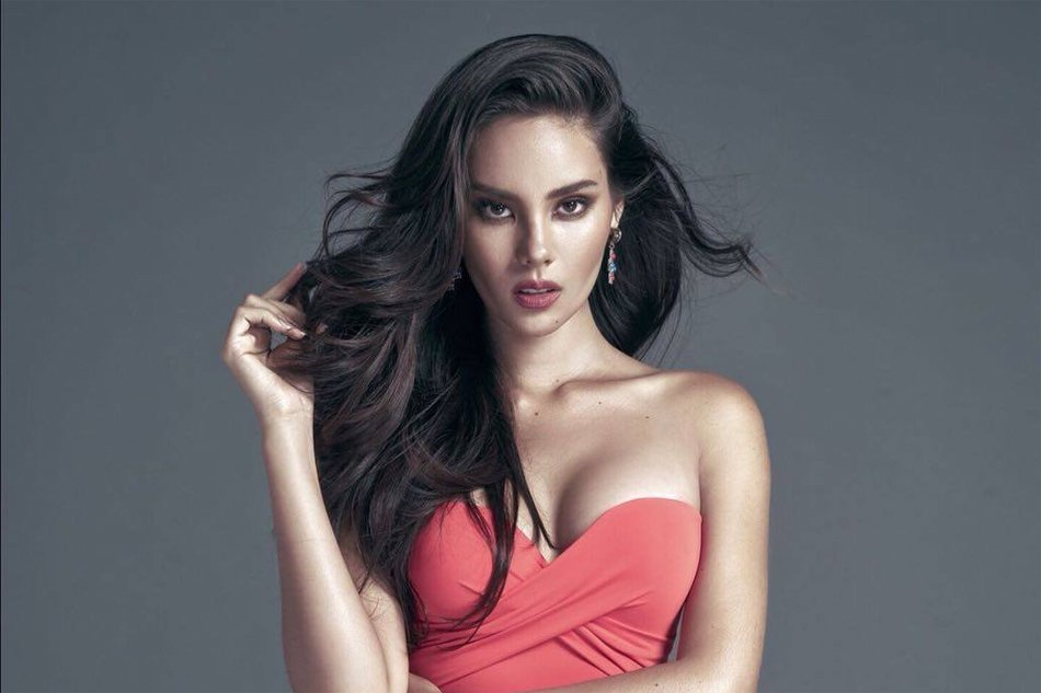 Catriona Gray is the new Bb. Pilipinas Universe
