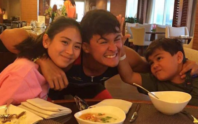 Matteo admits that he and Sarah talk about settling down