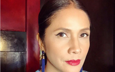 Agot Isidro retorts to another fake news about her