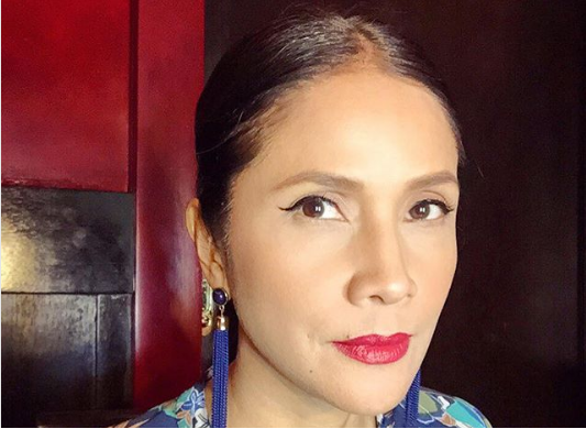 Agot Isidro cries foul over acid attack threat