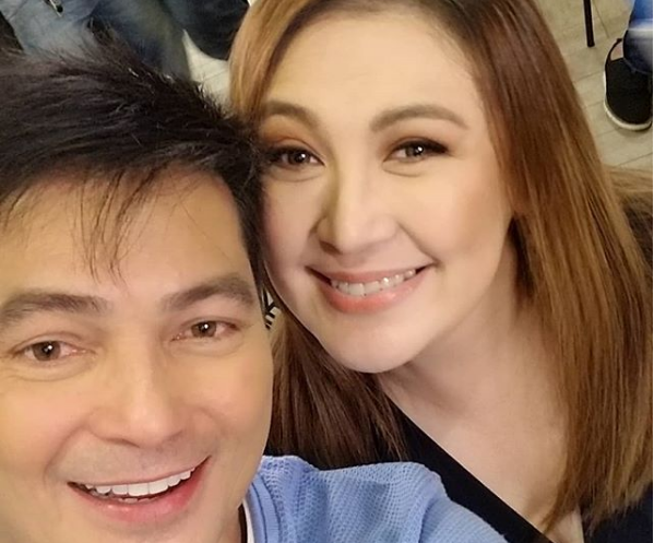 Sharon Cuneta emotional as she reveals details on past relationship with Gabby Concepcion