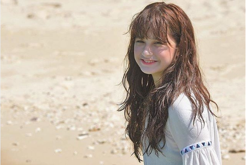 'Trudis Liit' no more! Jillian Ward is all grown up now