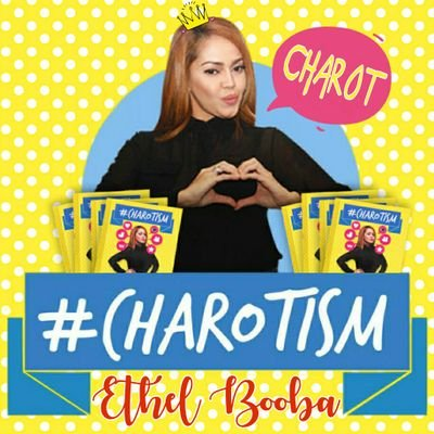 Top 17 Ethel Booba's witty #charotism tweets