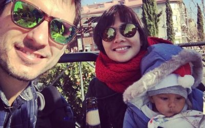 Kitchie Nadal leads quiet life with her family in Spain