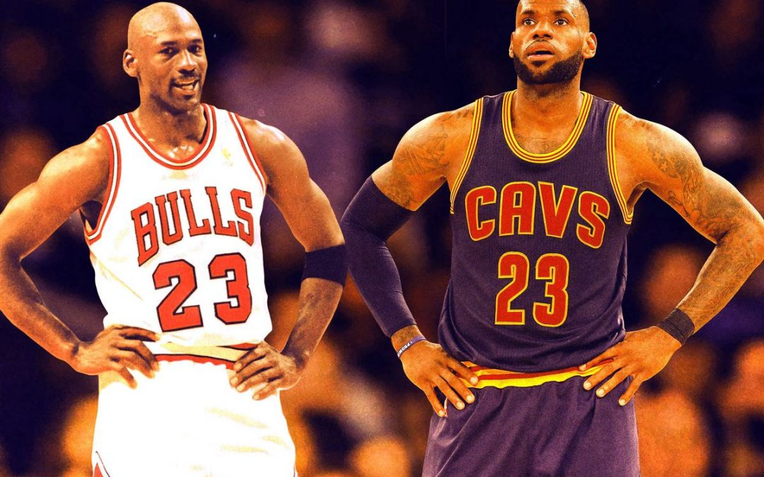 LeBron James expected to beat Michael Jordan's title for longest double-digit points streak