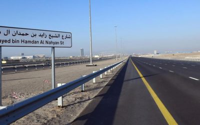 Dubai highway extension to open on Wednesday