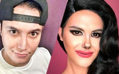 LOOK: Amazing makeup transformation of Paolo Ballesteros to Catriona Gray