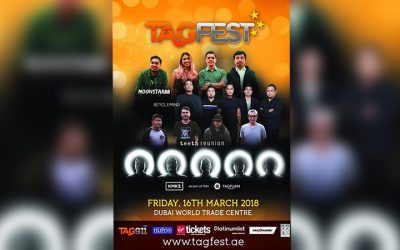 5 reasons why you need to be at Tagfest 2018!