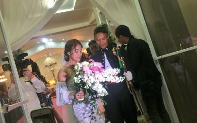 From graduation to church: PMA valedictorian marries girlfriend