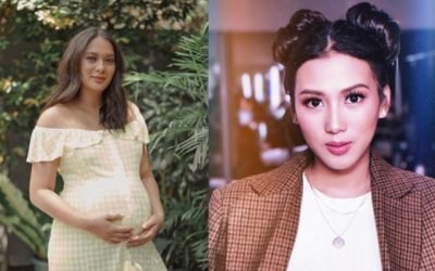Is there tension between Alex Gonzaga and Isabelle Daza?