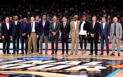 4 Basketball Legends selected for Hall of Fame