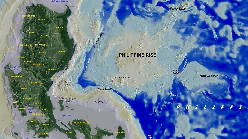Duterte to sail to Philippine Rise next week