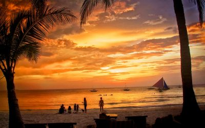 Duterte approves 6-month closure of Boracay