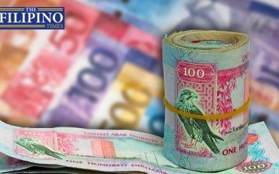 Peso-Dirham rate now at Php 13.90