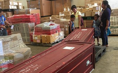 Remains of two OFWs killed in Saudi arrive in PH