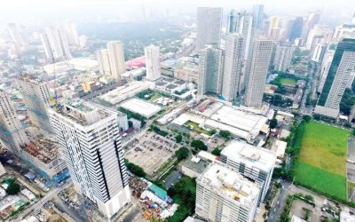 Greenfield District brings life to Mandaluyong City