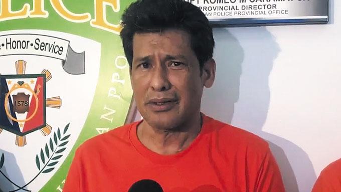 Julio Diaz arrested for drug charges