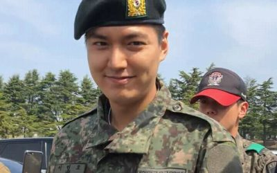 LOOK: Lee Min Ho completes military training
