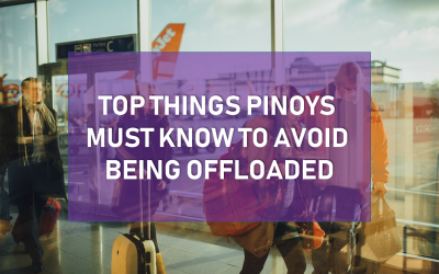 Offloaded at NAIA? Here's how to avoid it