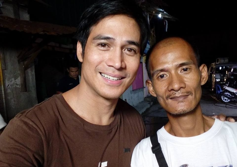Here's how Piolo Pascual changed the life of this man and his family
