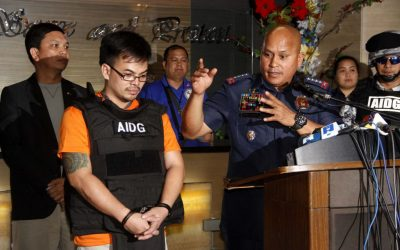 2 suspects charged for drug deals with Espinosa, Lim killed