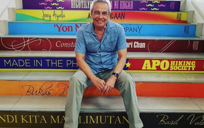 Jim Paredes receives mixed reactions after criticizing Manila's condition