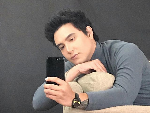 """""""When is the right time to come out?"""": Paolo Ballesteros answers"""