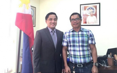 Meet the first Filipino police officer in UAE