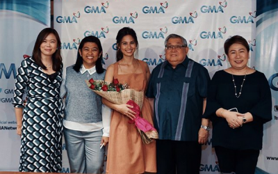 Jasmine Curtis-Smith is now a Kapuso