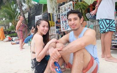 Is Cristine Reyes' relationship with husband Ali Khatibi on the rocks?