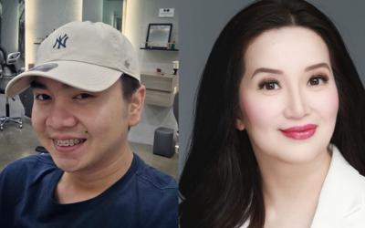 """Xian Gaza calls Kris Aquino """"a typical Filipina who can't get over her ex"""""""