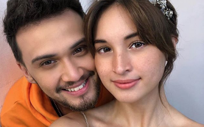 LOOK: Coleen Garcia, Billy Crawford shares first selfie as married couple