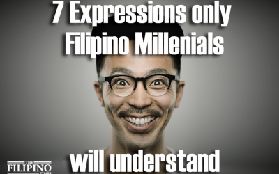 7 expressions only Filipino millennials will understand