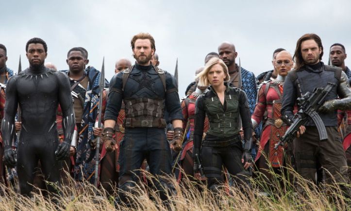 'Avengers: Infinity War' opens $630 million, smashes world record