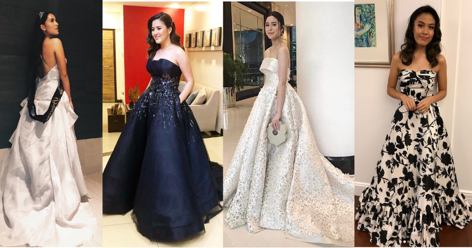 THE FAIREST OF THEM ALL: Celebrity daughters during prom