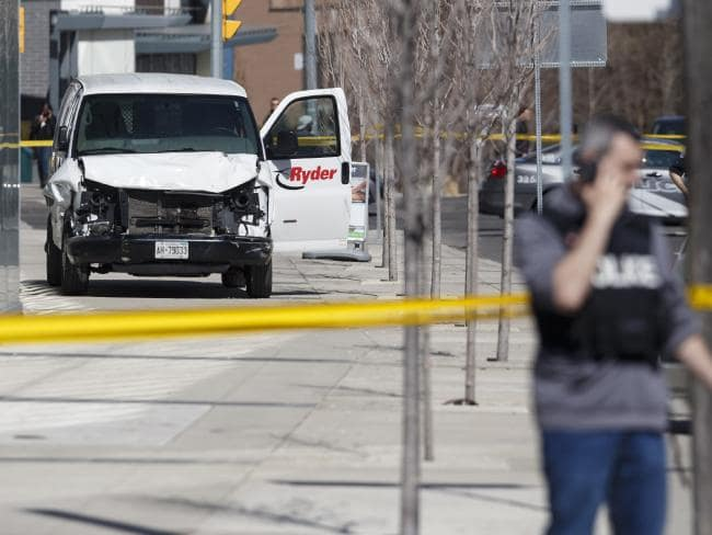 DFA still checking for any Pinoy casualty in Toronto van incident