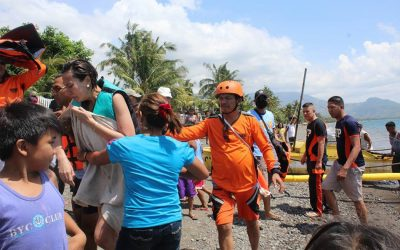 Bianca Manalo thanks fishermen who saved her life