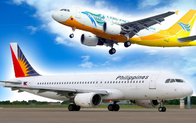 PAL, Cebu Pacific suspend several Boracay-bound flights following shutdown of island