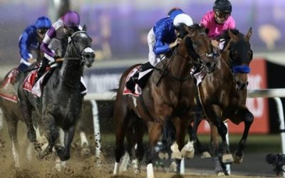 Dubai World Cup: Thunder Snow claims top spot for Godolphin