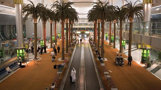 Expo 2020 surprise awaits passengers at Dubai airports