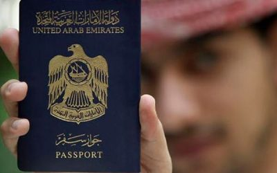 UAE hailed as 'strongest climber' in passport ranks for 2019