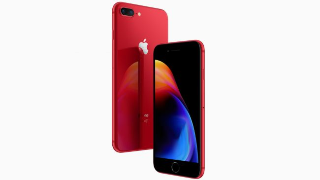 Apple to release red iPhone 8, 8 Plus in UAE, Saudi - The Filipino Times
